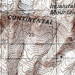 Brooks Range, North Slope County, Alaska, Range [Chandler Lake A-4 ...