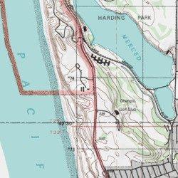 Fort Funston (historical), San Francisco County, California ...