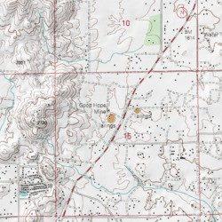 Good Hope Mine, Riverside County, California, Mine [Lake Elsinore ...