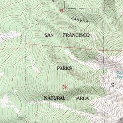 San Francisco Peaks Natural Area, Coconino County, Arizona, Park ...
