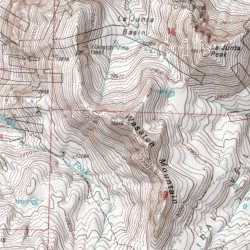 Wasatch Mountain, San Miguel County, Colorado, Summit [Telluride ...
