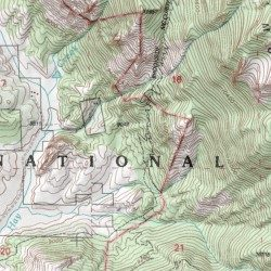 Pike National Forest, Park County, Colorado, Forest [McCurdy ...