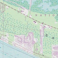 Sanibel Island, Lee County, Florida, Island [Sanibel USGS ...