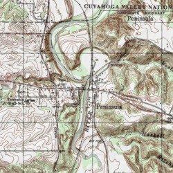 Cuyahoga Valley National Park, Summit County, Ohio, Park [Peninsula ...
