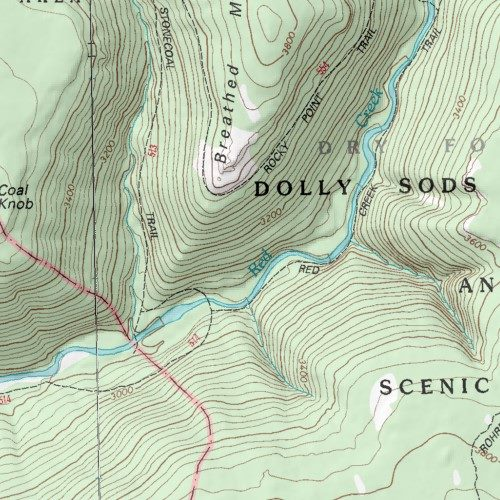 Dolly Sods Wilderness, Tucker County, West Virginia, Reserve ...