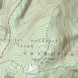 Catoctin Mountain Park, Frederick County, Maryland, Park [Blue Ridge ...