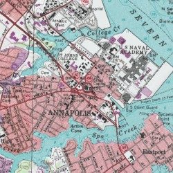 Colonial Annapolis Historic District, Anne Arundel County, Maryland ...