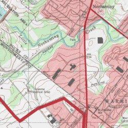 Warrington Industrial Park, Bucks County, Pennsylvania, Locale ...