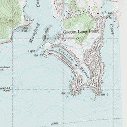 Groton Long Point Main Beach, New London County, Connecticut, Beach ...