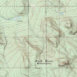 Baxter State Park, Piscataquis County, Maine, Park [Wassataquoik ...