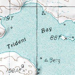 Trident Bay Aleutians East County Alaska Bay Unimak A 5 Usgs