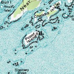 Kodiak Island Alaska Map.Popof Island Kodiak Island County Alaska Island Kodiak D 2 Usgs