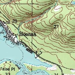 Hoonah Alaska Native Village Statistical Area Hoonah Angoon Ca