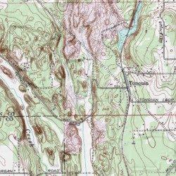 Scablands Washington Map.Tonquin Scablands Washington County Oregon Area Sherwood Usgs