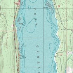 Port Gamble Washington Map.Port Gamble Kitsap County Washington Bay Port Gamble Usgs