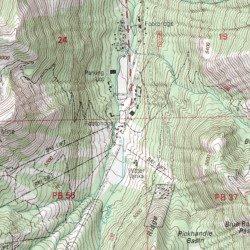 Peak Fire Map.Pierce County Fire District 25 Crystal Mountain Station Pierce