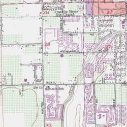Map Of California Yuba City.South Yuba City Sutter County California Populated Place