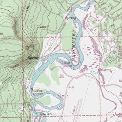 Map Of Sunriver on