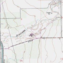 Newman California Map.Marks Gravel Pit Stanislaus County California Mine Newman Usgs