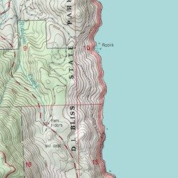 Dl Bliss State Park El Dorado County California Park Emerald
