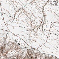 San Nicolas Island Ventura County California Military San - Map of san nicolas island and us