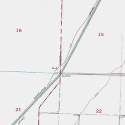 Homeland California Map.Homeland Canal Tulare County California Canal Alpaugh Usgs