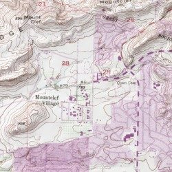 California Lutheran University Campus Map.California Lutheran University Thousand Oaks Campus Ventura