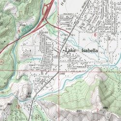 Lake Isabella Fire Map.Kern County Fire Department Station 72 Lake Isabella Kern County