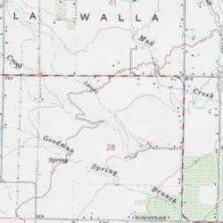 Hudson Bay Canal, Umatilla County, Oregon, Canal [Milton