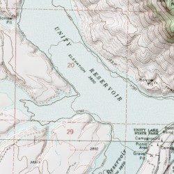 Unity Oregon Map.Unity Reservoir Baker County Oregon Reservoir Unity Reservoir