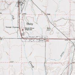 Unity Oregon Map.Unity Volunteer Fire Department Baker County Oregon Building