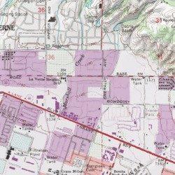 City Of La Verne Los Angeles County California Civil San Dimas