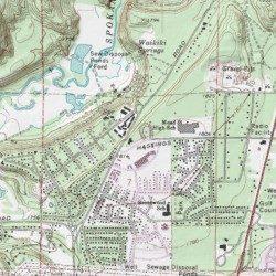 Spokane County Fire District 9 Station 91 Spokane County