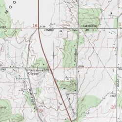Spokane County Fire District 4 Station 49 Wayside Spokane County