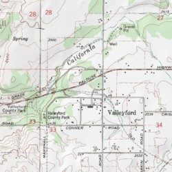 Spokane County Fire District 8 Station 82 Spokane County