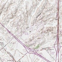 Sky Park Landing Field Riverside County California Airport Murrieta Usgs Topographic Map By Mytopo