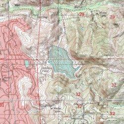 Topographic Map Of San Diego.Lake Poway San Diego County California Reservoir Escondido Usgs