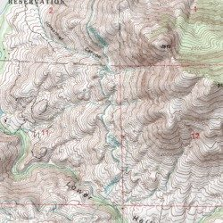 Topographic Map Of San Diego.Escondido Canal San Diego County California Canal Rodriguez