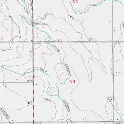 State Lateral, Ada County, Idaho, C [Meridian USGS Topographic ... on