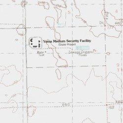 Map Of Arizona Prisons.Arizona State Prison Complex Yuma Yuma County Arizona Building