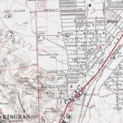Map Of Arizona Kingman.Mountain View Cemetery Mohave County Arizona Cemetery Kingman