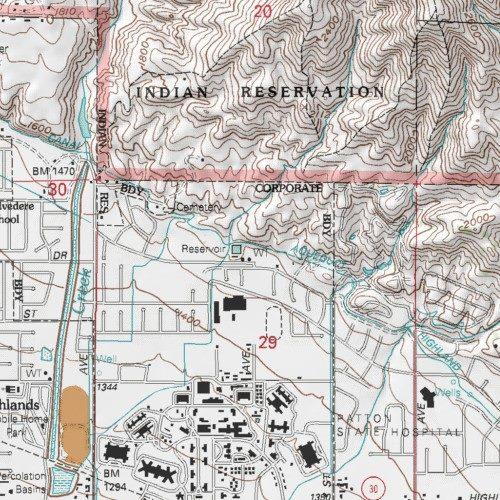 San Manuel Reservation, San Bernardino County, California ... on wickenburg map, payson map, kearny az map, marana map, tempe map, maricopa map, tonto basin map, prescott map, vicksburg map, scottsdale map, buckeye map, nogales map, florence map, sahuarita map, flagstaff map, casa grande map, sierra vista map, navajo map, jerome map, apache junction map,