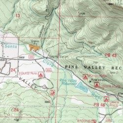 Pine Valley Recreation Area, Washington County, Utah, Park ...