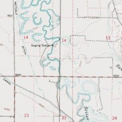 Sanpete County Utah Map.San Pitch River Sanpete County Utah Stream Hayes Canyon Usgs