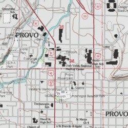 Va Hospital Utah Map.Utah Valley Regional Medical Center Utah County Utah Hospital