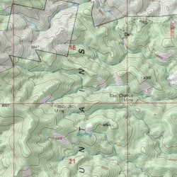 Happy Jack Arizona Map.Happy Jack Mine Santa Cruz County Arizona Mine Patagonia Usgs