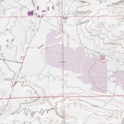 Little America Wyoming Map.Solid Waste Disposal Cell E Dam Sweetwater County Wyoming Dam