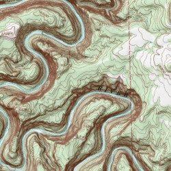Dolores River Colorado Map.Dolores River Arch Montrose County Colorado Arch Anderson Mesa