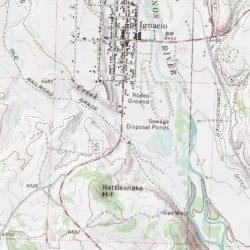 Southern Ute Reservation La Plata County Colorado Civil Ignacio