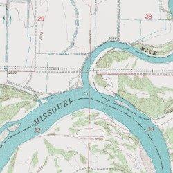 Milk River Valley County Montana Stream Milk River Hills Usgs